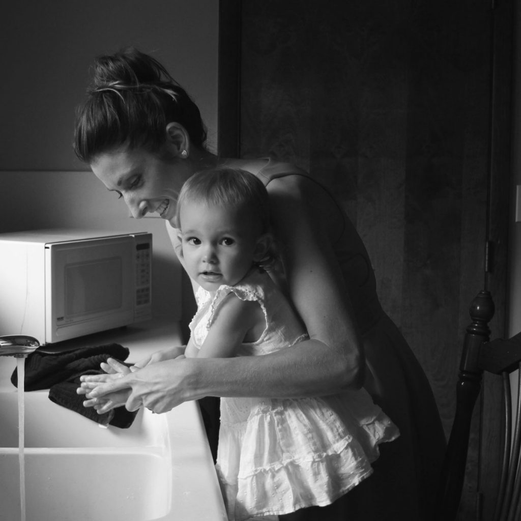 Bruckner Hernandez Woman Baby Mother Coparent
