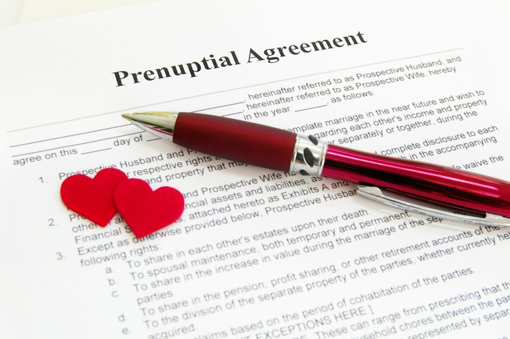 Why should we get a prenuptial agreement