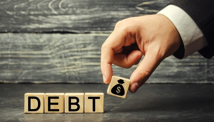 Divorce: 3 Steps for dealing with the debt