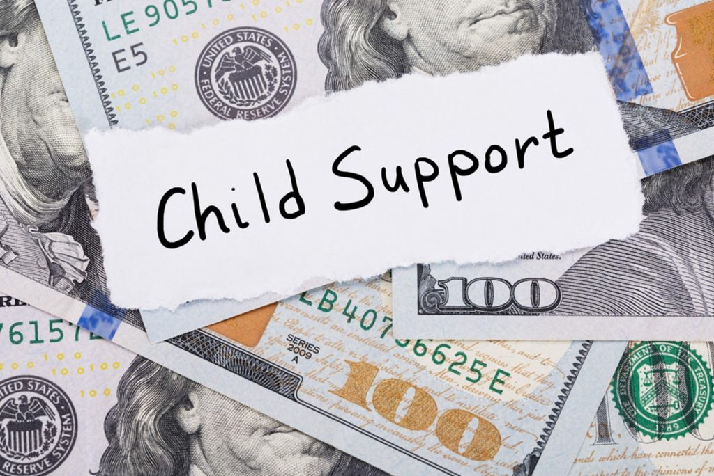 How child support is determined